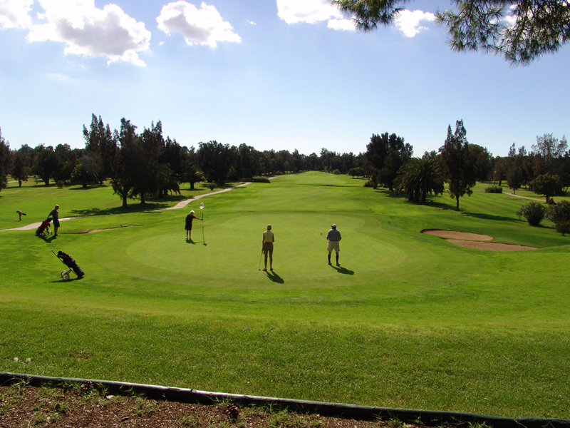 Penina Golf_18th hole