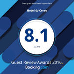 Hotel do Cerro booking
